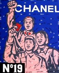 chanel by wang guangyi