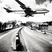 jet airliner #2 by josef hoflehner
