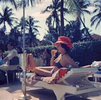 leisure and fashion by slim aarons