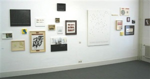 installation view by laas abendroth
