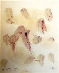nothing rien by henri chopin