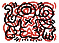 ludo 3 by keith haring