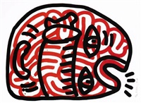 ludo 2 by keith haring
