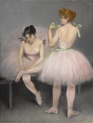 les danseuses by pierre carrier-belleuse