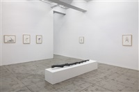 installation view by giuseppe penone