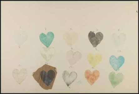 online auction of fine international art pop art prints by jim dine