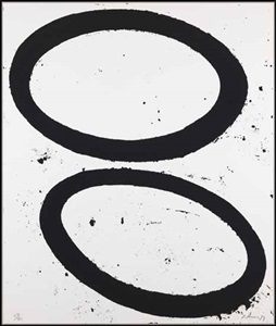 online auction of fine international art pop art prints by richard serra