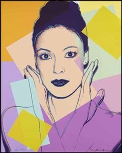 online auction of fine international art pop art prints by andy warhol