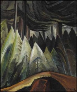 forest light by emily m carr