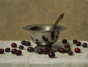 cranberries by justin wood