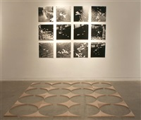 triangles by rasheed araeen