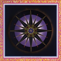 homage to the black star of perfection by paul laffoley