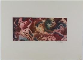 untitled (mono/type) by helen frankenthaler