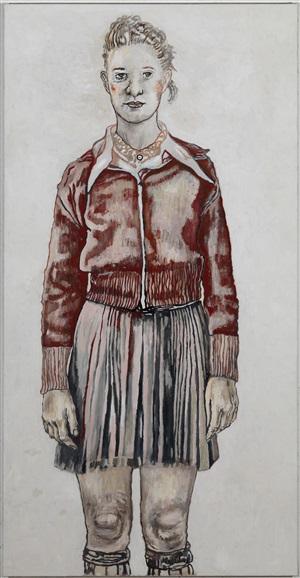 the girl by hannah van bart