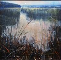 marsh equinox by david allen dunlop