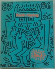 peintures, sculptures et dessins by keith haring