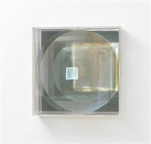 ohne titel (spiegelobjekt) by adolf luther