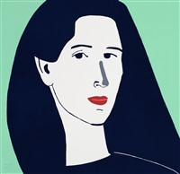 diana by alex katz