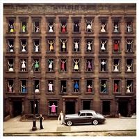 girls in windows , new york city by ormond gigli