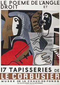 artist poster, 1957:
