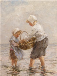 the shell-gatherers by robert gemmell hutchison