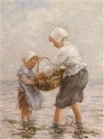 the shell-gatherers by robert gemmell hutchison