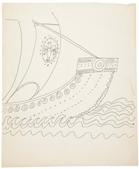 ship by andy warhol