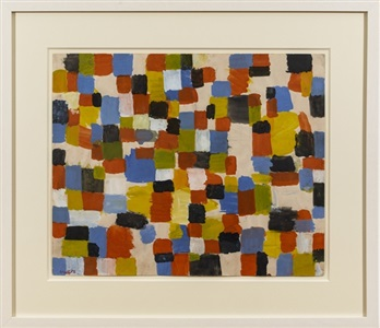 untitled mosaic 7 by john grillo
