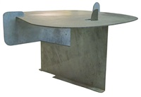 pierced table by isamu noguchi