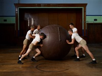 push ball by luke smalley