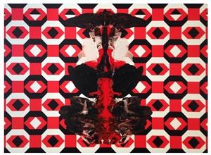 red piece by quisqueya henriquez
