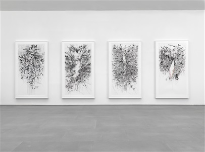 julie mehretu, paintings and works on paper by julie mehretu