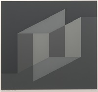 never before a by josef albers