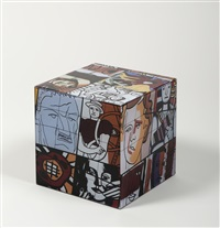 leger's cube by erró