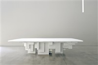 primitive - table by studio nucleo