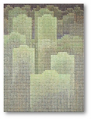 building forest landscape of contemporary people 14_7 by minjung kim