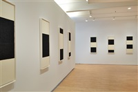 installation view by richard serra