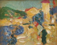 collioure by louis valtat