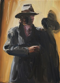 trenchcoat by anna bjerger
