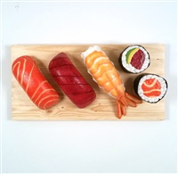 sushi sampler by peter anton