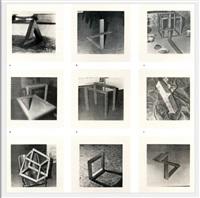 neun objekte by gerhard richter