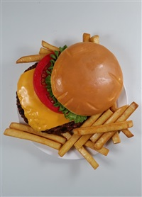 cheeseburger deluxe by peter anton