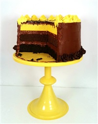 yellow cake by peter anton