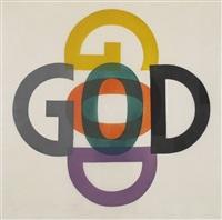 gods by jonathan borofsky