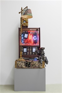 nostalgia is an extended feedback by nam june paik