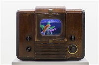 sonatine for a gold fish by nam june paik
