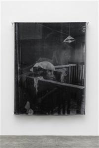 sem título (travesseiro) - da série insólidos by rosángela rennó