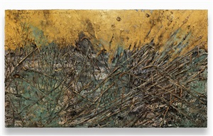 morgenthau - plan: saculum aureum by anselm kiefer