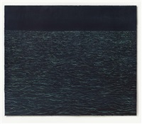untitled (night ocean #2) by karen arm