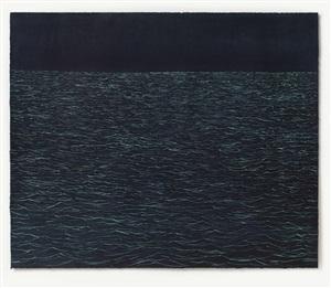 untitled (night ocean #2) by karen arm